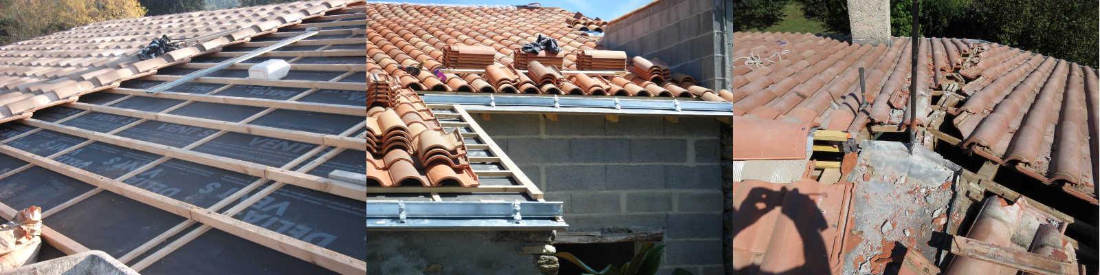 Travaux de toiture sur Martigue, CS-Couverture, entreprise de couverture
